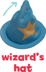 Wizards Hat